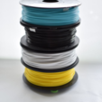 Free stl spool holder for several spool filament, JOHLINK