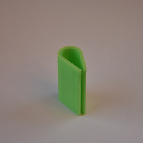 Capture d'écran 2017-05-04 à 12.12.31.png Download free STL file Clip for paper • Object to 3D print, JOHLINK
