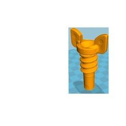 Fichier imprimante 3D Robinet Jerrican, Flo74