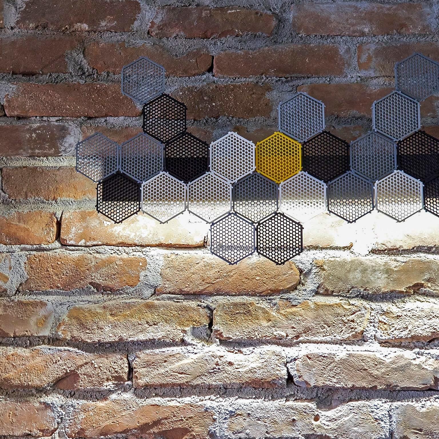 01.jpg Télécharger fichier STL gratuit Module autobloquant   Nid d'abeille • Design pour imprimante 3D, VOOOD