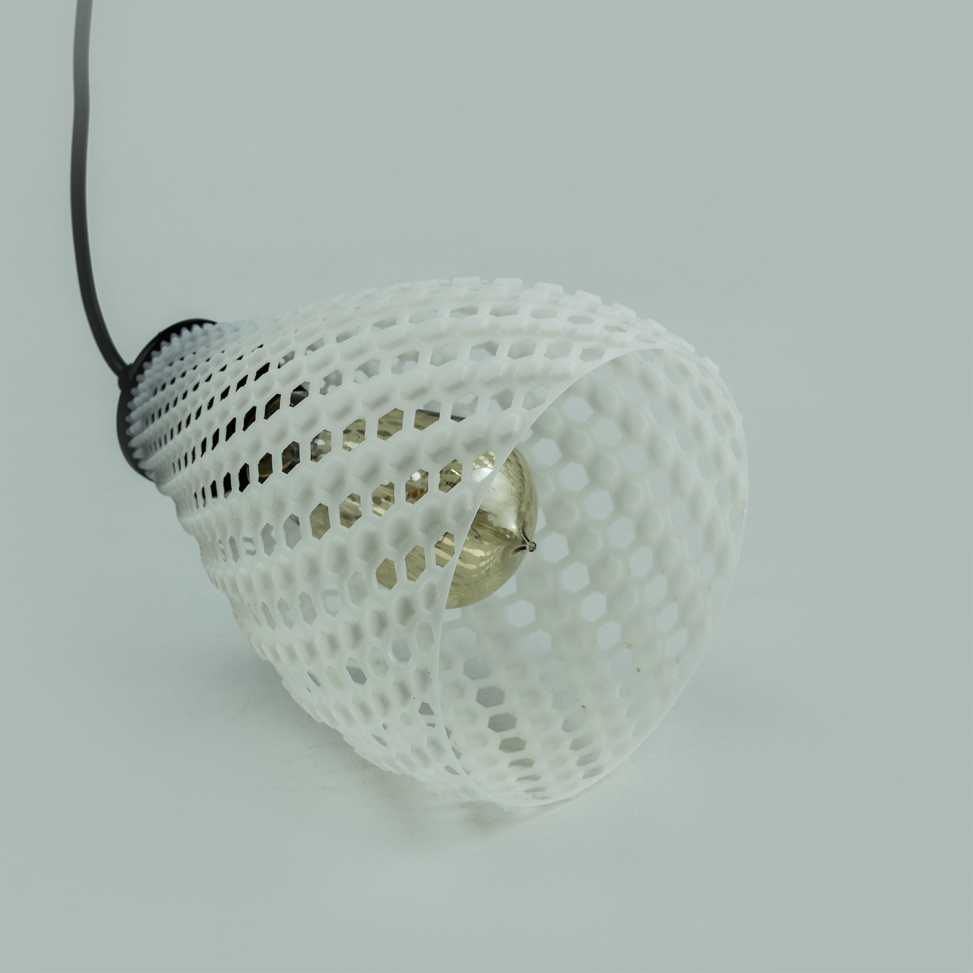 05.jpg Download STL file FIBONNACCI | PENDANT SHADE • 3D print object, VOOOD