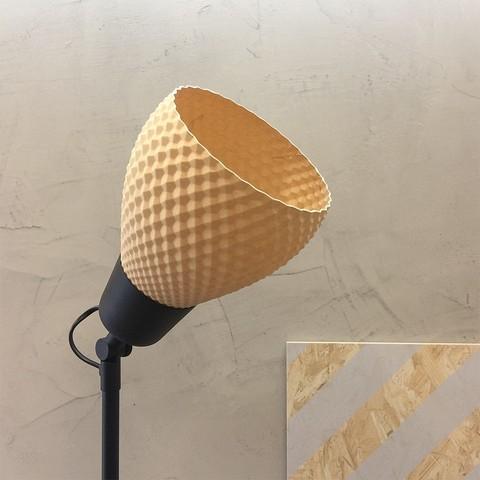 Archivos 3D Dragon Shell   Lámpara de mesa, colgante, de pared y de suelo, VOOOD