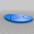 Download free SCAD file Egg of Columbus - tangram puzzle • 3D printable model, cash