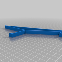 cam_stand.png Download free SCAD file Customizable PSVR Camera TV Stand • 3D printer design, cash