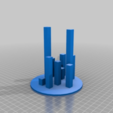 cat_puzzle.png Download free SCAD file Interactive puzzle feeder - The City (randomly generated) • 3D printing template, cash