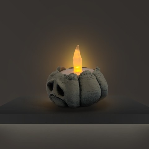 Download free 3D printer model Halloween Pumpkins and Puppets Collection, BQ_3D