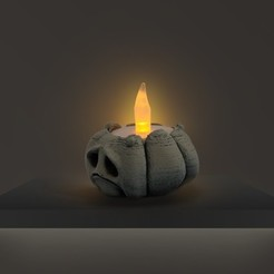 Télécharger STL gratuit Halloween Pumpkins and Puppets Collection, BQ_3D