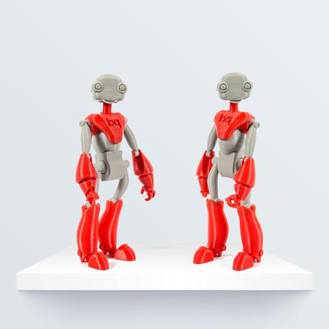 Bequi_galeria_1_1080px_1080px.jpg Télécharger fichier STL gratuit BeQui, Jointed Robot • Design pour imprimante 3D, BQ_3D