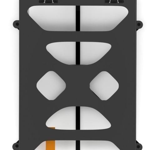 Base_larga_top_preview_featured.jpg Télécharger fichier STL gratuit Amélioration du lit pour Prusa i3 • Plan imprimable en 3D, BQ_3D
