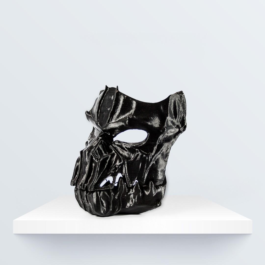 Brag_dragon_portada_1080px_1080px.jpg Télécharger fichier STL gratuit Dark Mask - Jointed • Plan pour impression 3D, BQ_3D