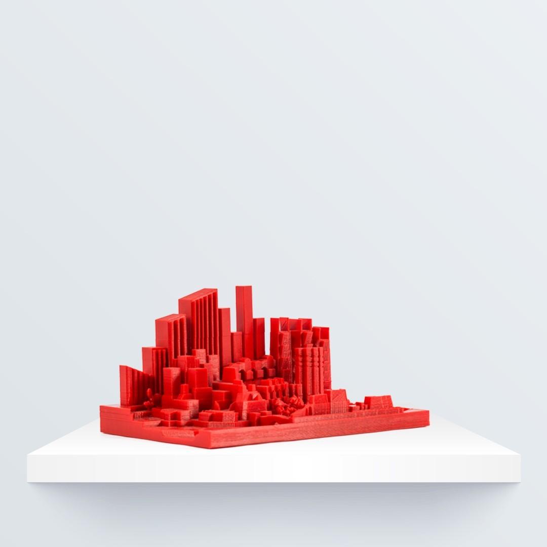 Skyline 2_II_1080x1080.jpg Download free STL file Skyline 2 • 3D printing object, BQ_3D