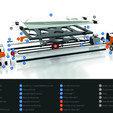 Free STL Bed Upgrade for Prusa i3, BQ_3D