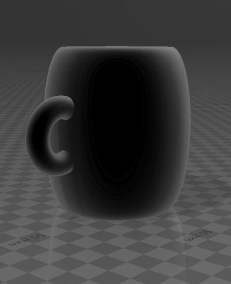 Capture 2.jpg Download free STL file Minimalist cup • 3D printing design, augustin123