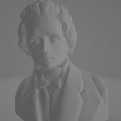 Download free STL file Beethoven Man • Model to 3D print, augustin123