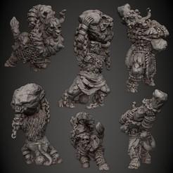 02_Ox.jpg Download STL file Ox Folk • 3D printing design, PorcSkulpt9