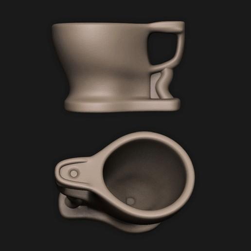 Toilet-cup.jpg Download STL file 5 in 1 • 3D printer model, PorcSkulpt9