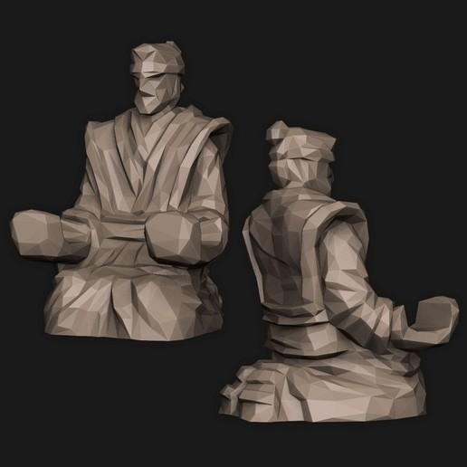 Samurai-holder.jpg Download STL file 5 in 1 • 3D printer model, PorcSkulpt9