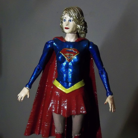 Capture d'écran 2017-10-31 à 17.17.29.png Download free STL file Supergirl articulated doll • 3D printable object, atarka3