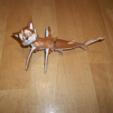 Free 3D printer designs Mermaid dog (Aquahound?), atarka3