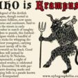 Free 3D file KRAMPUS Halloween/Xmas decoration R/C controlled (WIP), atarka3