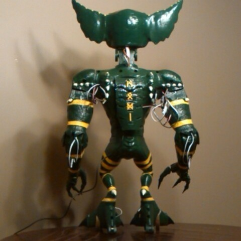 IMG_3766937.JPG Download free STL file GADGET the robotic Gremlin • 3D printing object, atarka3