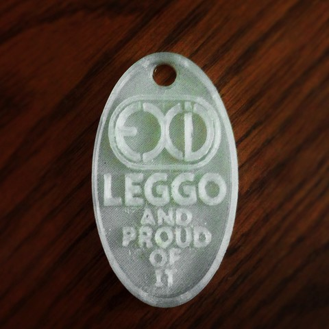 Download free 3D printer designs EXID Leggo and proud of it, atarka3