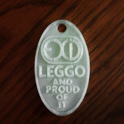 Download free STL file EXID Leggo and proud of it • 3D printing design, atarka3