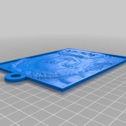 Download free STL file My Customized LithopaneBEE SOLAR • 3D printable object, atarka3