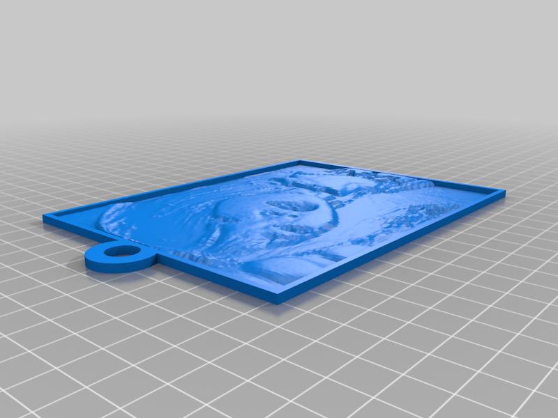 lithopane_new_20200505-66-3vgmck.png Download free STL file My Customized LithopaneBEE HANI • 3D printer model, atarka3