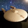 Free ZERO GRAVITY remote control STAR SHIP MODI (functioning) STL file, atarka3