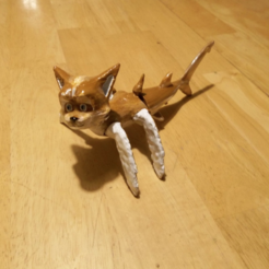 Download free STL file Mermaid dog (Aquahound?) • Object to 3D print, atarka3