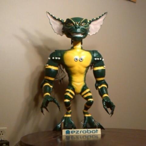 IMG_3596703.JPG Download free STL file GADGET the robotic Gremlin • 3D printing object, atarka3