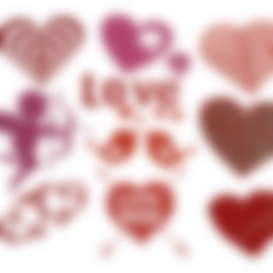 Free 3D print files 10 Ways to Impress Your Lover Window Decals, barb_3dprintny