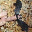 Télécharger fichier STL gratuit Chauve-souris souple en Ninjaflex, barb_3dprintny