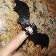 Download free 3D printer designs Flappy Bat in Ninjaflex, barb_3dprintny