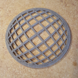 Download free STL file Flexible Trivet gift idea for your favorite Chef • 3D print template, barb_3dprintny