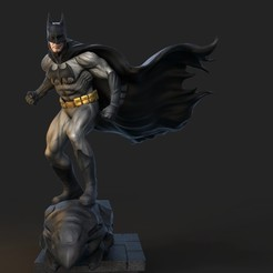 Fichier imprimante 3D gratuit Remaniement de batman, tutus