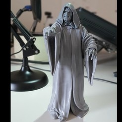 darth sidious.jpg Download STL file Darth Sidious • 3D printing design, tutus