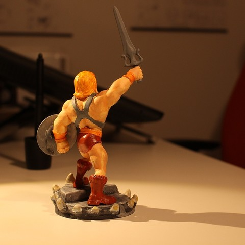 he man2.jpg Download STL file he man • 3D printable template, tutus