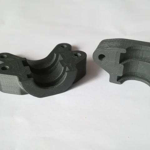 IMG_20180720_083324.jpg Download free STL file nozzle holder E3dv6 • 3D printable design, robroy