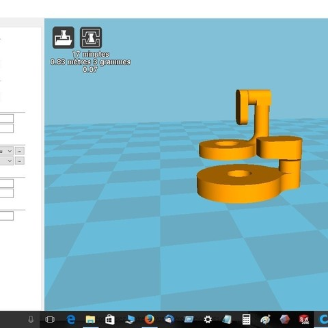 Free 3D printer files hooks, robroy