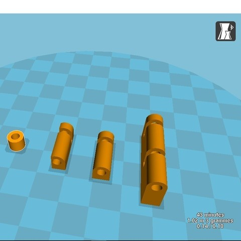 entretoise arduino.jpg Download free STL file arduino spacers and ramps • 3D printing object, robroy