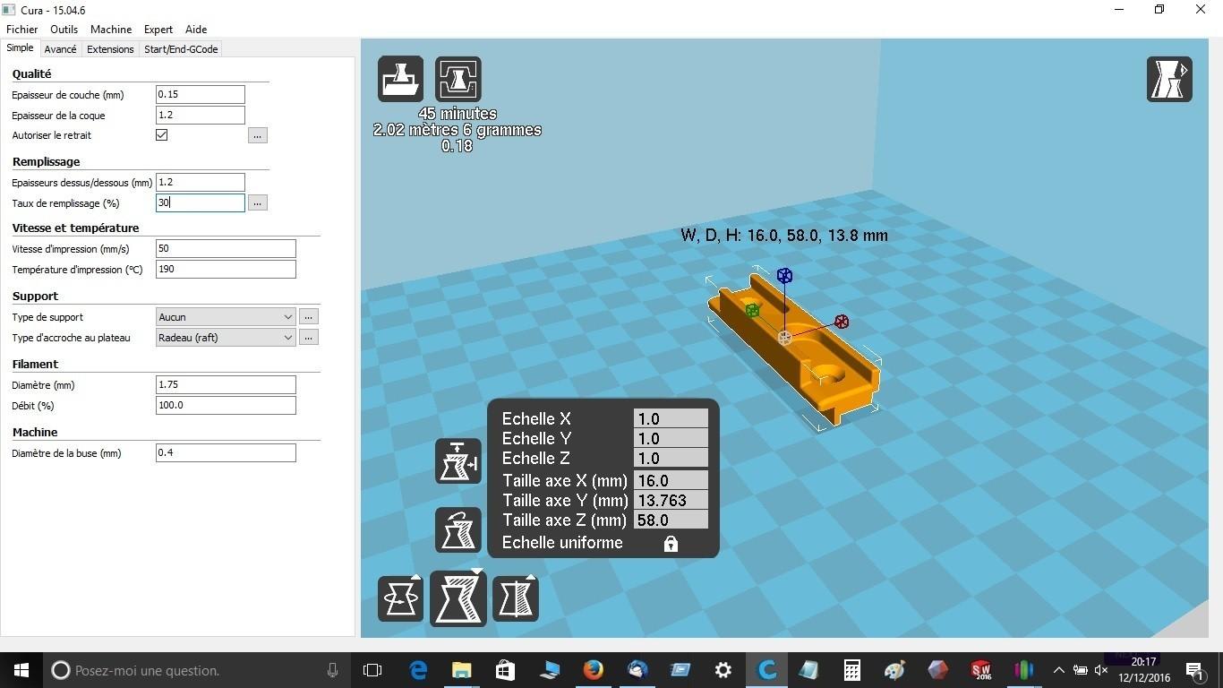 gache.jpg Télécharger fichier STL gratuit gâche • Objet pour impression 3D, robroy