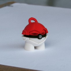 Free 3D printer files PokeMarvin, DanielJosvai