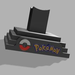 Télécharger STL Support pokeball version 1, TANK51