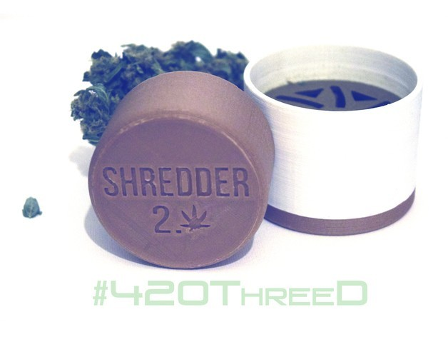 33d1f17de45318433f5d41f2777a5072_preview_featured.jpg Download free STL file Toothless Herb Grinder 2.0 By 420ThreeD • 3D printable object, 420ThreeD