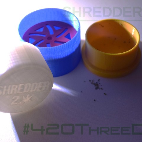 tu42.jpg Download free STL file Toothless Herb Grinder 2.0 By 420ThreeD • 3D printable object, 420ThreeD
