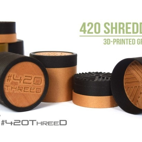 Download free STL file Toothless Herb Grinder 1.0 By 420ThreeD • 3D printing object, 420ThreeD