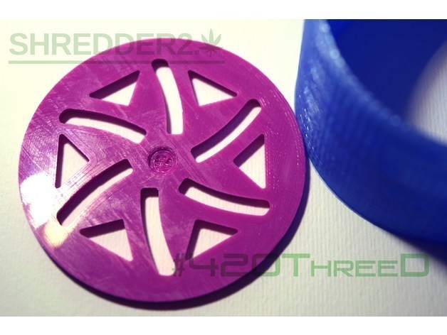 05e8e5c4b316cb22bf4f0a09c6fb0cd4_preview_featured.jpg Download free STL file Toothless Herb Grinder 2.0 By 420ThreeD • 3D printable object, 420ThreeD