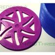 Download free 3D printer model Toothless Herb Grinder 2.0 By 420ThreeD, 420ThreeD
